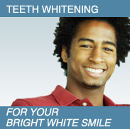 Man Smiling - Teeth whitening. For your bright white smile