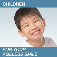Child smiling - Children.  For your ageless smile
